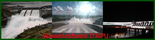Kraftwerk ITAIPU