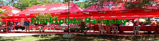 Marktplatz Paraguay