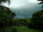 Wolken und Sonnenuntergänge in Paraguay