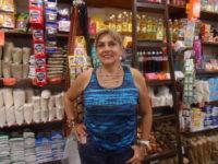 """unser """"Tante Emma Laden"""" in Altos, hier gibt es sie noch, ein Glück"""