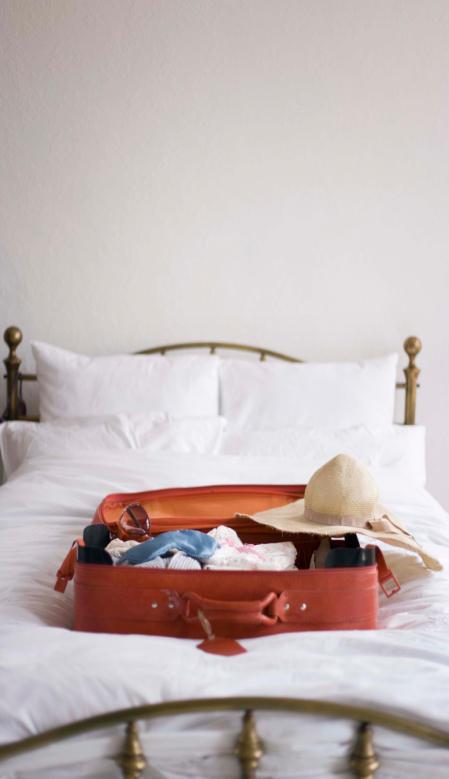 Urlaub und Gepäck in Paraguay - Jupiterimages/Polka Dot/Thinkstock
