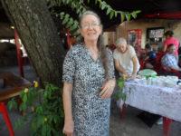 Gudrun hatte Geburtstag