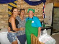 Erster Advent und die Sommerzeit beginnt, Flohmarkt, Kaffeetrinken Besuch