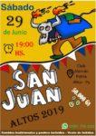 mal wieder feiern am 29.06. 2019 in Altos San Juan